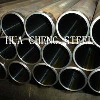 Wholesale ASTM Industrial Hydraulic Cylinder Pipe , E355 DIN2391 ST52 Precision Seamless Steel Tube from china suppliers