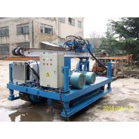 Quality Anchor Drilling Crawler Drilling Rig 3.5 m Maste Long Stroke for sale