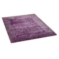 Wholesale Purple Polyester Shaggy Pile Rug, Luster Luxury Soft Pile Rugs, Floor Area Carpet from china suppliers