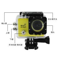 Quality x4 digital zoom WiFi Action Camera with 170° HD wide - angle fish - eye lens for sale