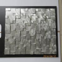 Buy cheap aluminium profile mosaic tiles from wholesalers