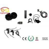 Quality Powerful Bafang Bbs02 48v 750w Mid Drive Kit , Diy Electric Bike Conversion Kit for sale