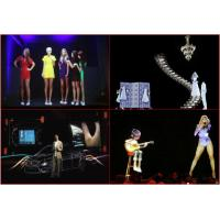 Quality Musion Hologram Projector Foil 3D Holographic Display 45 Degree For Stage for sale