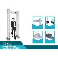 Wholesale Touch screen Walk Through Metal Detector with 24 zones , APP Remote control from china suppliers