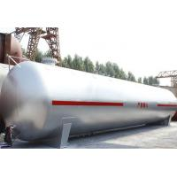 Wholesale Cylindrical Air Pressure Vessel Tank Carbon Steel for Liquid Oxygen / Nitrogen / Argon from china suppliers