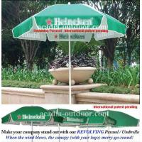 Buy cheap Automatic Revolving Umbrella for Branding from wholesalers