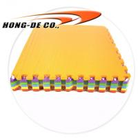 "Wholesale Eco-friendly Plain Colour Mat with 24""X24"" Softer, Safety,Easy to Fix , Water-proof from china suppliers"