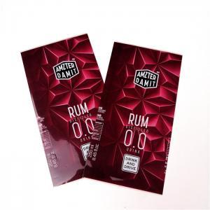 Wholesale Full Color Print PET Heat Shrink Sleeve Beverage Shrink Labels Custom Logo Heat Sensitive from china suppliers