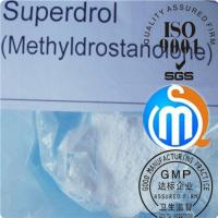Wholesale Muscle Gaining Drostanolone Powders Methasteron Superdrol Steroids 3381-88-2 from china suppliers
