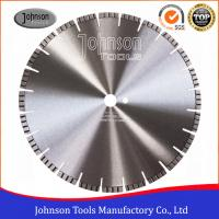 Wholesale 350mm Diamond Turbo Blade With Good Sharpness for Reinforced Concrete Cutting from china suppliers