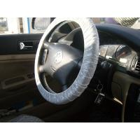 Wholesale steering wheel cover, car seat cover, disposable cover, pe car foot mat, gear cover, auto from china suppliers