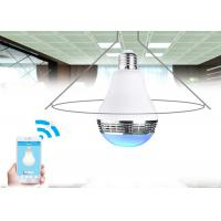 Wholesale RGB+Warm White+Cool White App Controlled Music Bulb With Bluetooth speaker from china suppliers