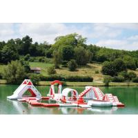 Wholesale Inflatable Commercial Water Park / Lake Inflatable Water Games Park from china suppliers
