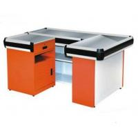 Wholesale Utility Metallic Supermarket Checkout Counter / Cash Table Aluminum Alloy Bumper from china suppliers