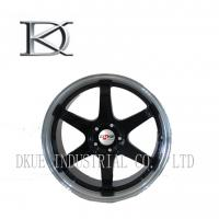 Wholesale Lightweight TE37 Replica Wheels 100 / 114.3 Reduce Fuel Consumption from china suppliers