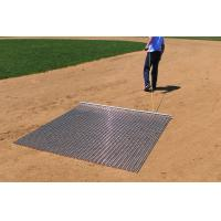 Wholesale Electro-Galvanised Mesh Drag Mat for Soil Preparation,Lawn Seeding,Track Baseball Surfaces from china suppliers