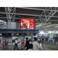 Wholesale 1/16 Current P4 Indoor Full Color LED Display Screen for Airport , High Resolution from china suppliers