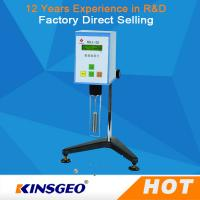 Wholesale Blue Screen LCD DisplayDigital Rotational Viscometer Control Electric Circuit from china suppliers