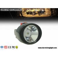Wholesale GL2.5-A Cordless Mining Lights , Small size miners head torch 3500 Lux Brightness from china suppliers