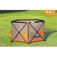 Wholesale Foldable Safe Outdoor Baby Playpen For Infant / Kids / Children from china suppliers
