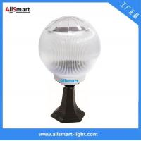 Wholesale Solar Pillar Lights ASA-001 Solar Post Pole Column Lights from china suppliers