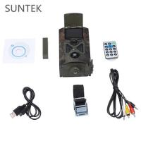 Wholesale High-tech Waterproof 16MP Scoutguard Trail Camera Hunting Night Vision Mini Camera Infrared Hunting Camera from china suppliers