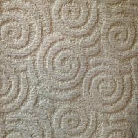 Machine Tufted Polypropylene Patterned Wool Berber Carpet