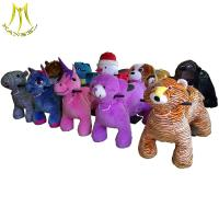 Buy cheap Hansel Popular battery operated plush electrical animals carlecho para animales from wholesalers