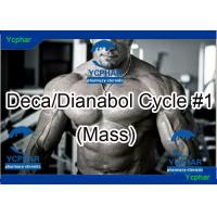 Wholesale Deca 200mg Nandrolone Decanoate Injection Pro Steroid Cycles For Mass from china suppliers