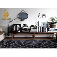 Wholesale Short Plush Chinese Oriental Rugs , Modern Kitchen Rugs Washable Dry Quickly from china suppliers