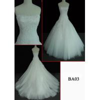 Wholesale LACE CHEAP WEDDING  GOWN BA03 from china suppliers