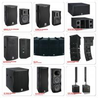 Wholesale Professional 12 Inch 15 Inch 18 Inch Speaker Box Conference Speaker System from china suppliers