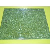Wholesale hot selling High quality Rocky edged tempered edged Glass from china suppliers
