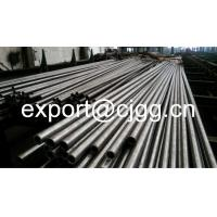 Wholesale DIN2391 Thin Wall Seamless Steel Tubing , Cold Drawn Precision Steel Hydraulic Pipe from china suppliers