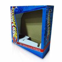 Wholesale Custom CMYK Full printed Corrugated Display Boxes wholesale from china suppliers
