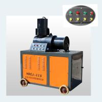 Wholesale Real Estate Rebar Upsetting Machine , Durable Hydraulic Rebar Forging Machine from china suppliers