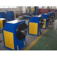 Wholesale Adjustable Rotary Welding Positioners , Automatic Welding Turning Table from china suppliers