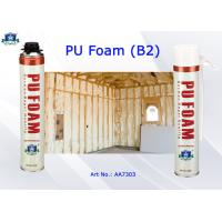 Wholesale Nonflammable PU Foam Insulation Spray B2 Aristo Multi Purpose Foam Spray Can from china suppliers