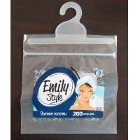 Quality Packaging Plastic Bag With Hanger for sale