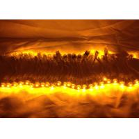 Wholesale 30mm Single Color LED Chain LED Pixel Module For Outdoor LED Signboard from china suppliers