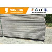China New Lightweight ECO Building EPS Cement Sandwich Wall Panel on sale