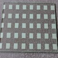 Wholesale Silk Screened Glass from china suppliers
