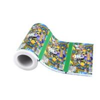 Wholesale wholesale plastic packing food film laminated ice pop packaging bags on roll from china suppliers