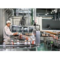 Wholesale Complete Fresh Milk Processing Line With Bottle Filling Machine from china suppliers