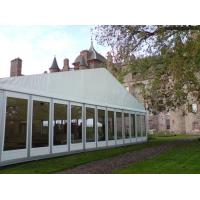 Wholesale Big Wedding Party 1000 People Glass Wall Tents With Decoration from china suppliers