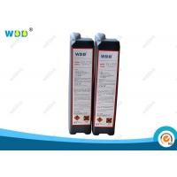 Wholesale Imaje Printer CIJ Ink Solvent Dye Type Black MEK Based 800ml Volume Waterproof from china suppliers
