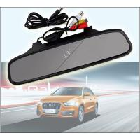 Wholesale 4.3 inch Digital TFT-LCD Reverse Rear View Mirror car Monitor Car back up Wireless camera from china suppliers