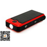 Wholesale Black Lifepo4 Portable Car Jump Starter 12000mAH 165 x 75 x 26mm from china suppliers