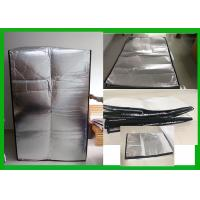 Wholesale Insulated Pallet Covers Reusable Thermal Insulation Covers For Goods Shipping from china suppliers