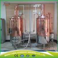 Wholesale 300L used electric beer brewing system for sale with automatic control cabinet from china suppliers